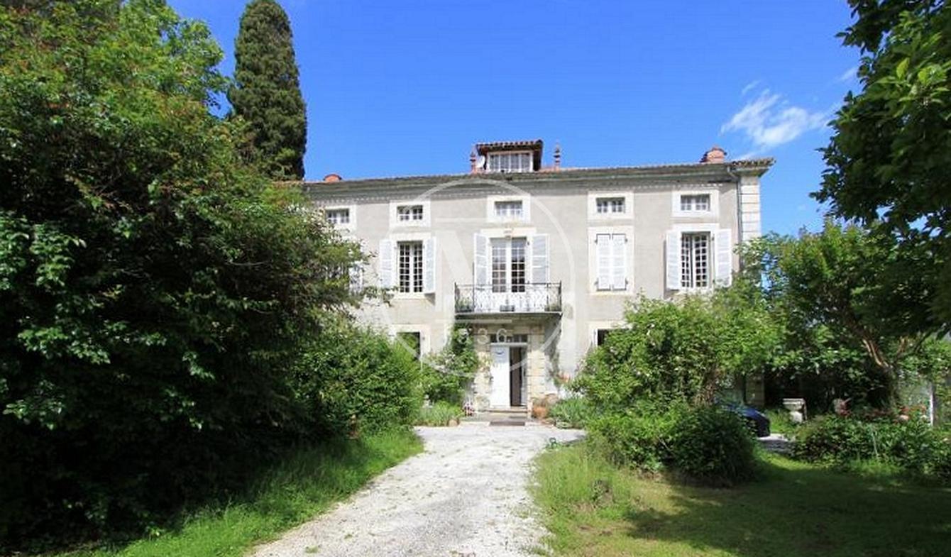 Maison avec terrasse Aspet