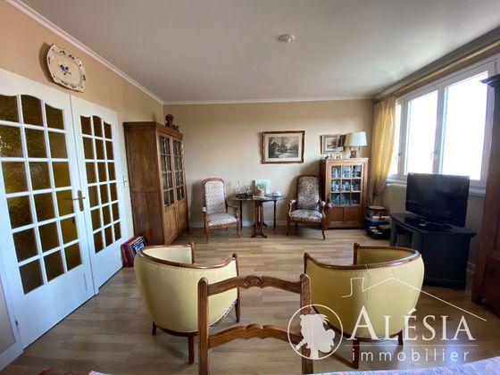 Vente appartement 5 pièces 72,8 m2