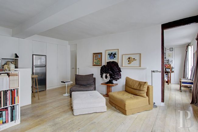 Appartement, Paris 6e