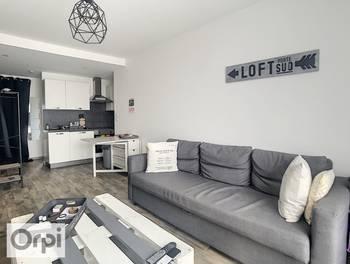 Appartement 2 pièces 41,35 m2