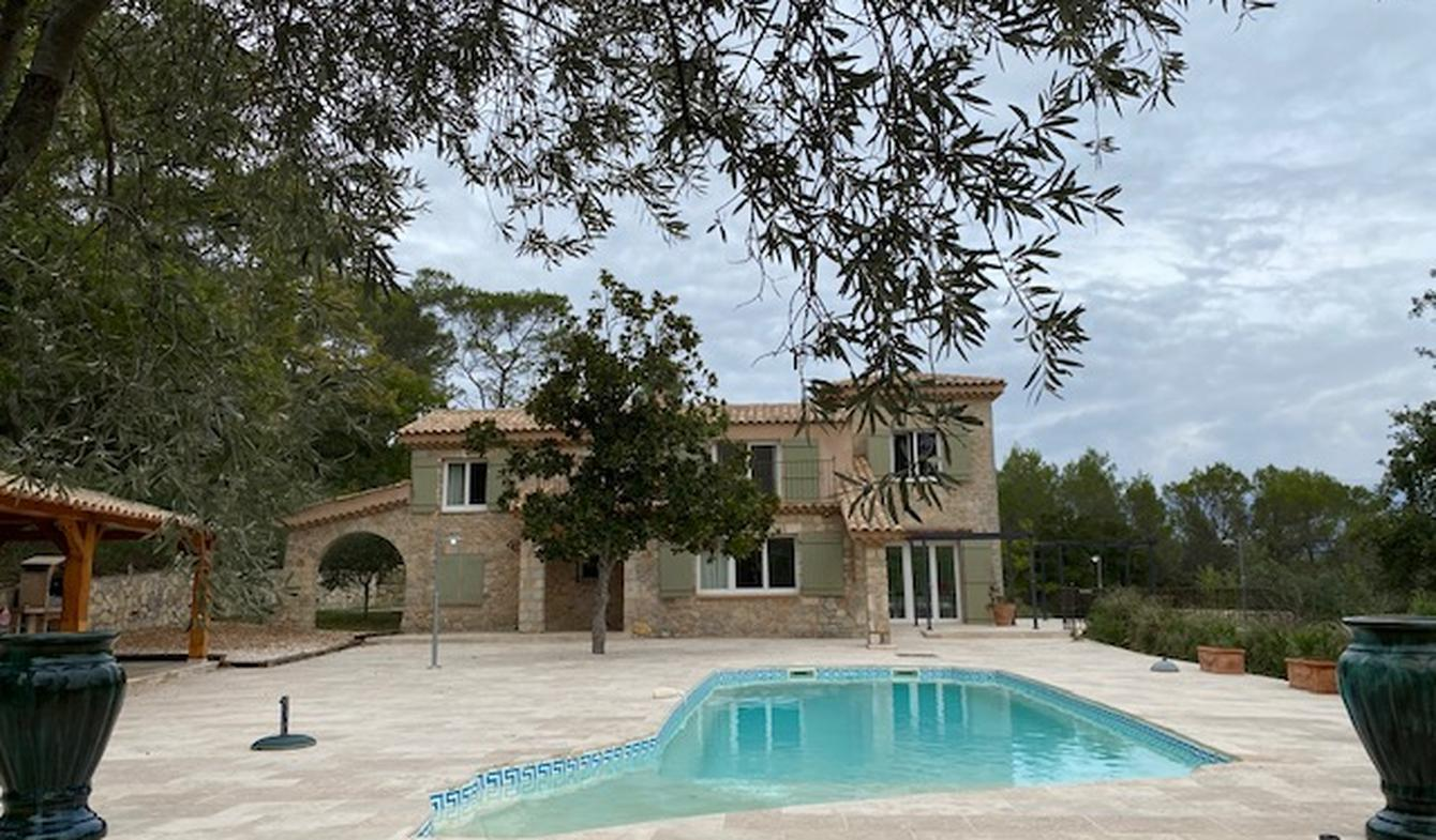 Maison avec piscine Taradeau