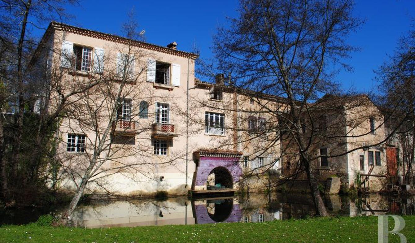 Manoir Castres