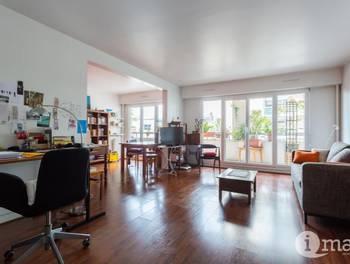 Appartement 5 pièces 101,55 m2