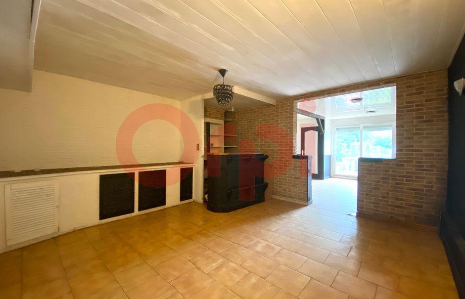 Vente maison 3 pièces 96.5 m² à Calais (62100), 89 000 €