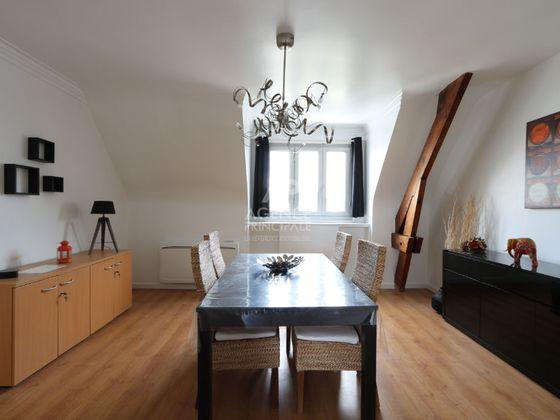 Vente appartement 6 pièces 123,35 m2