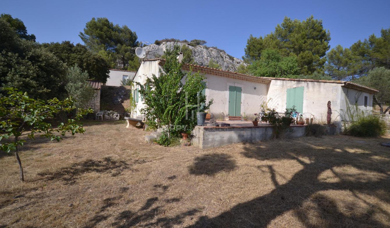 Maison Les Baux-de-Provence