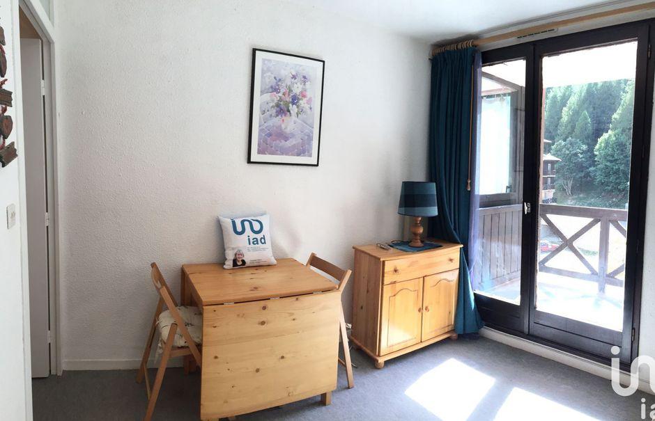 Vente studio 1 pièce 20 m² à La foux d'allos (04260), 49 500 €