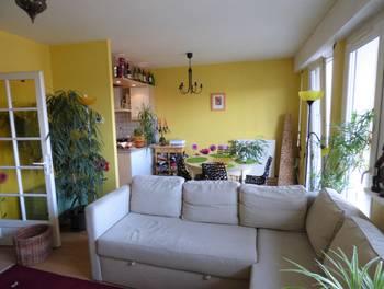 Appartement 3 pièces 62,34 m2