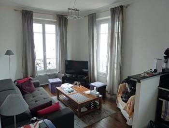 Appartement meublé 2 pièces 37,96 m2