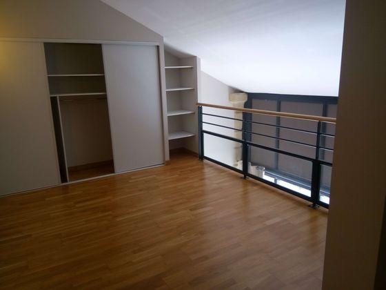 Location duplex 2 pièces 58,3 m2