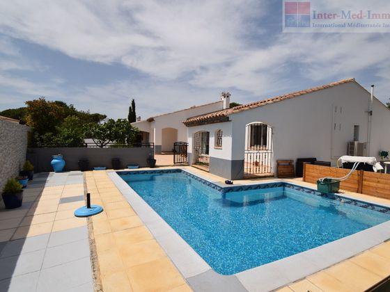 Vente villa 4 pièces 138 m2