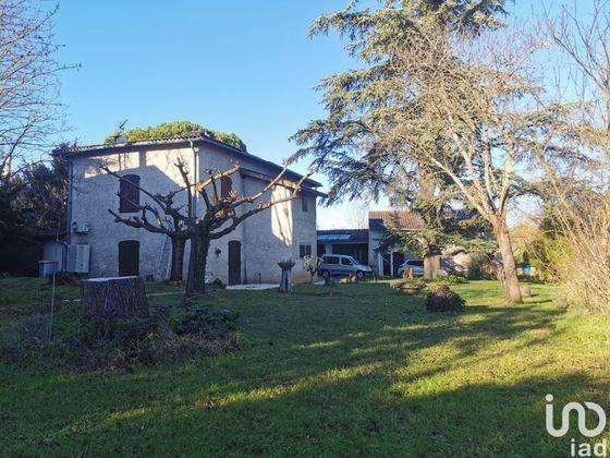 Vente maison 7 pièces 344 m2