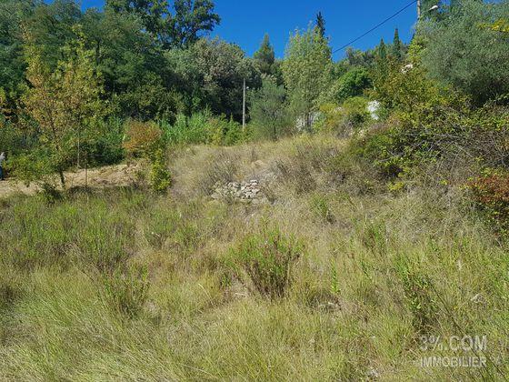 Vente terrain 2356 m2