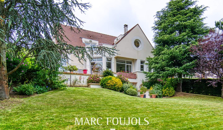 Maison avec terrasse Vaureal