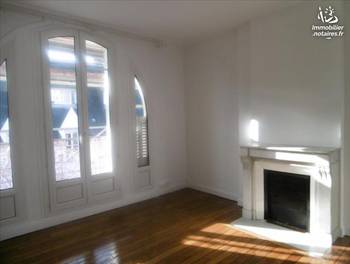Appartement 3 pièces 53,64 m2