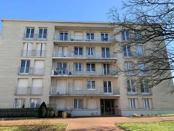 Appartement 4 pièces 74,07 m2