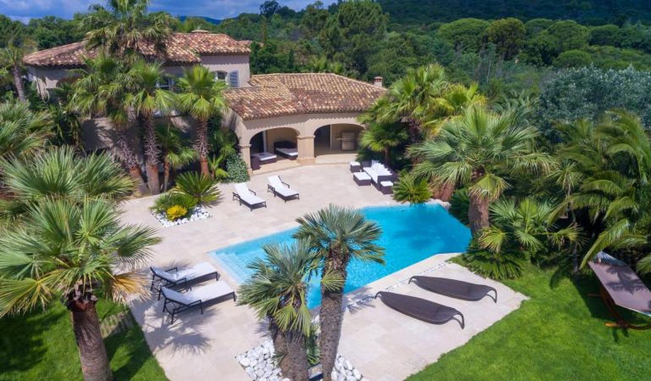 Maison avec piscine Grimaud