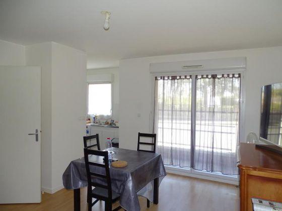 Vente appartement 2 pièces 41,19 m2