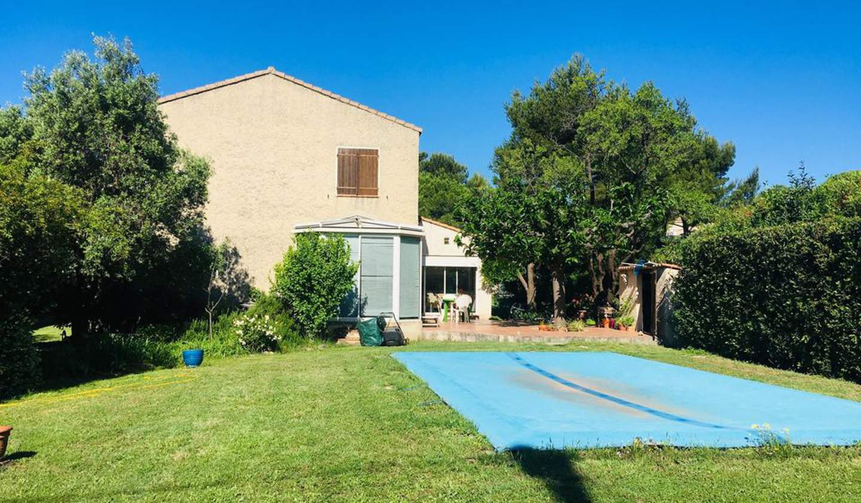Maison avec piscine et terrasse Martigues