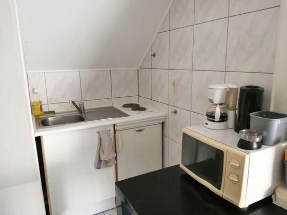 Location appartement meublé 2 pièces 18 m2