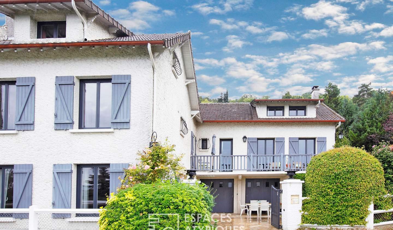 Maison avec piscine et terrasse La Ferté-sous-Jouarre