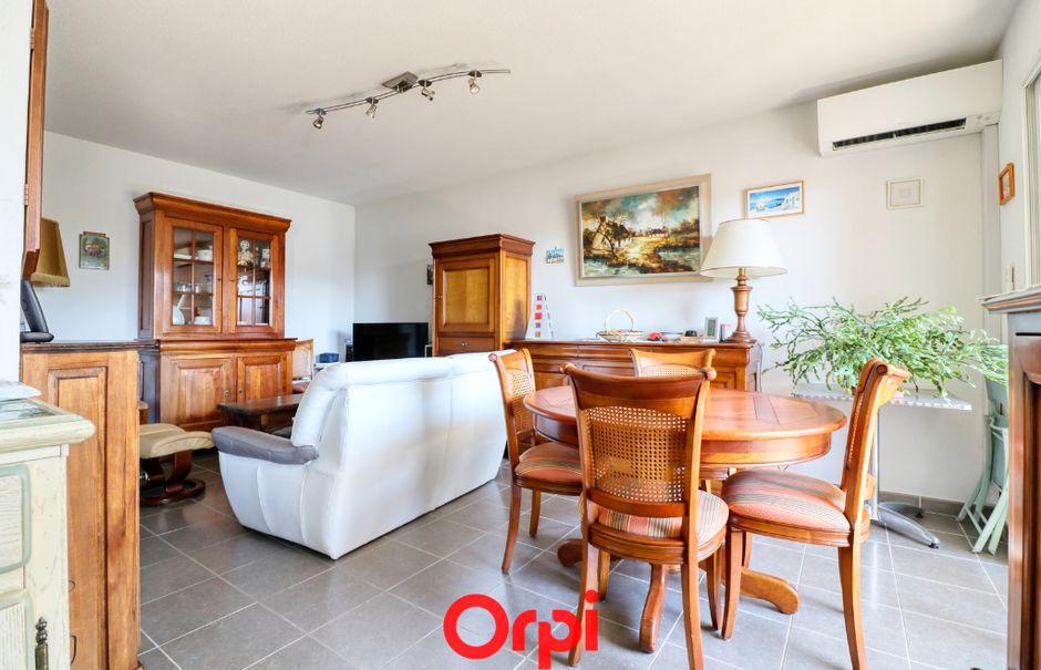 Vente appartement 3 pièces 62 m² à Nimes (30000), 170 000 €