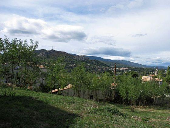 Vente terrain 1217 m2
