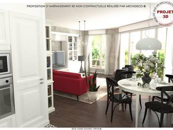 Appartement 2 pièces 52,74 m2