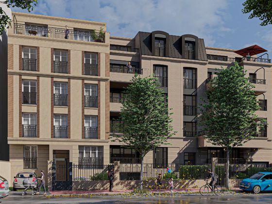 Vente appartement 4 pièces 112,98 m2