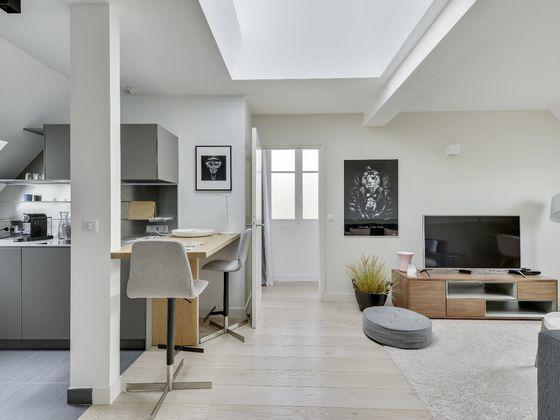 Vente appartement 2 pièces 55,2 m2