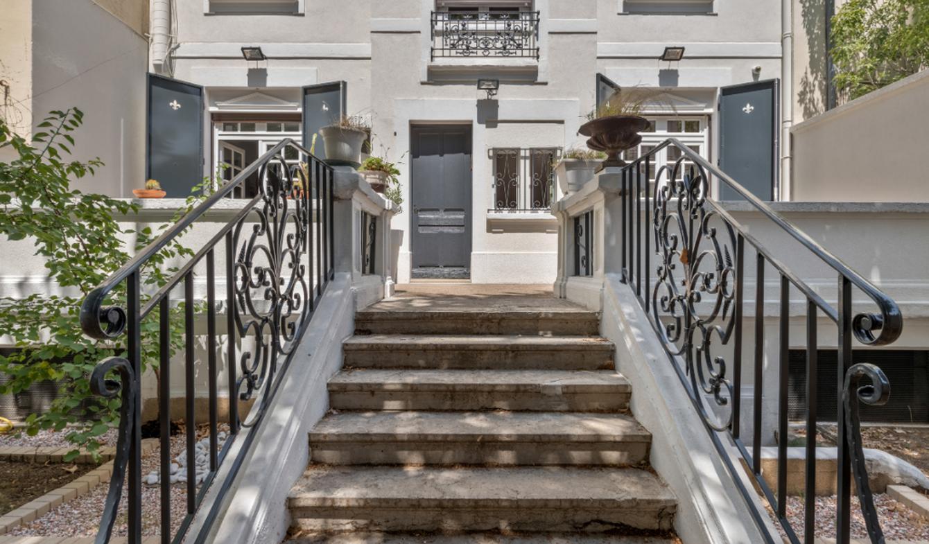 Maison avec terrasse Lyon 8ème