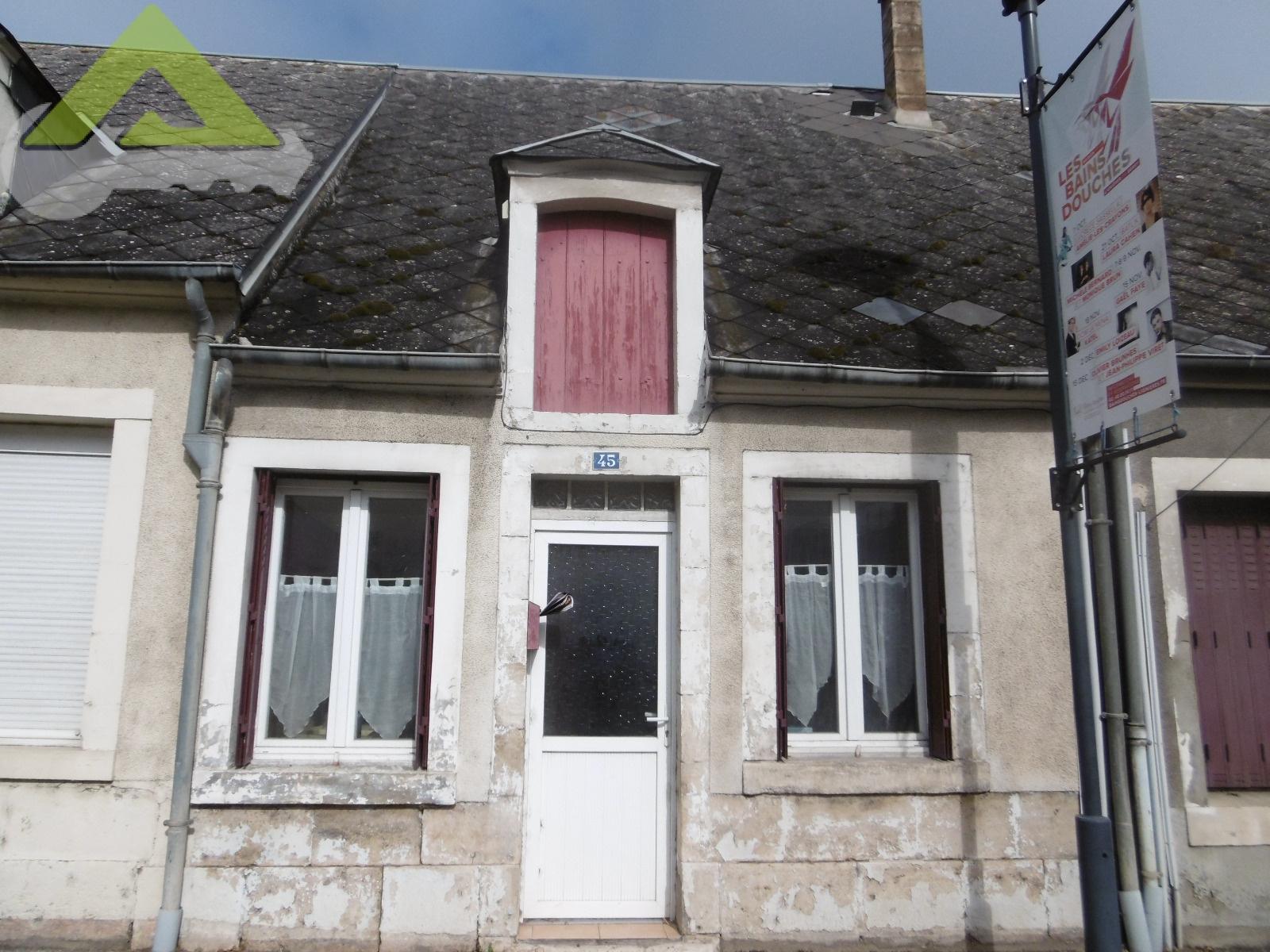 vente Maison 3 pièces (42 m²) 34 000 € Lignieres (18) a396faaee4d0