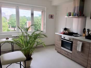 Appartement 2 pièces 62,04 m2