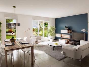 Appartement 4 pièces 82,39 m2