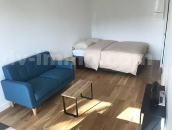 Studio meublé 23,5 m2