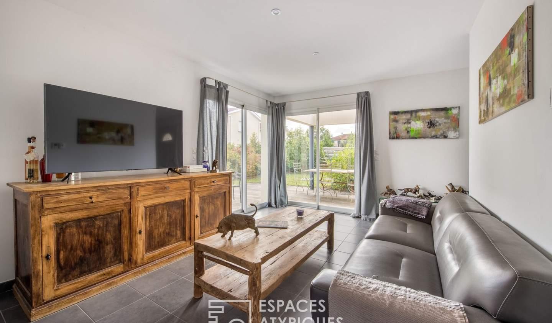 Maison avec terrasse Saint-Genis-les-Ollières