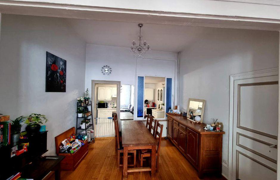 Vente maison 5 pièces 120 m² à Arras (62000), 222 450 €