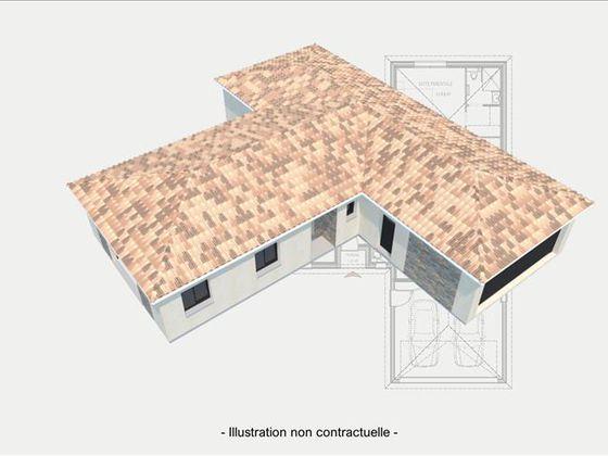 Vente terrain 2040 m2