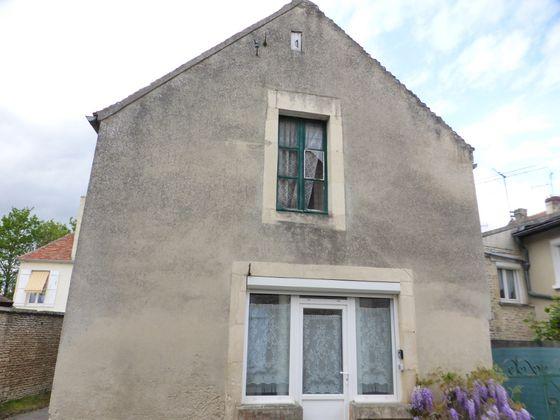 Vente maison 1 pièce 16 m2