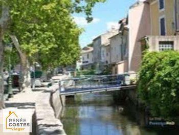 viager à L'Isle-sur-la-Sorgue (84)