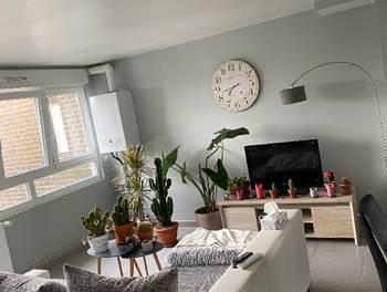 Appartement 3 pièces 54,38 m2