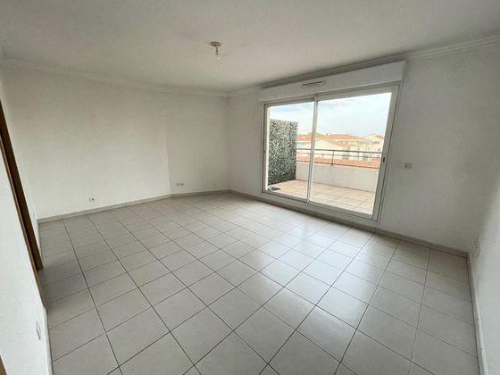Location appartement 3 pièces 54,3 m2