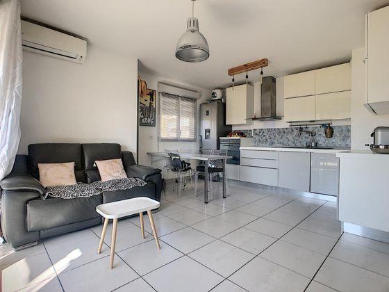 Vente appartement 3 pièces 56,17 m2