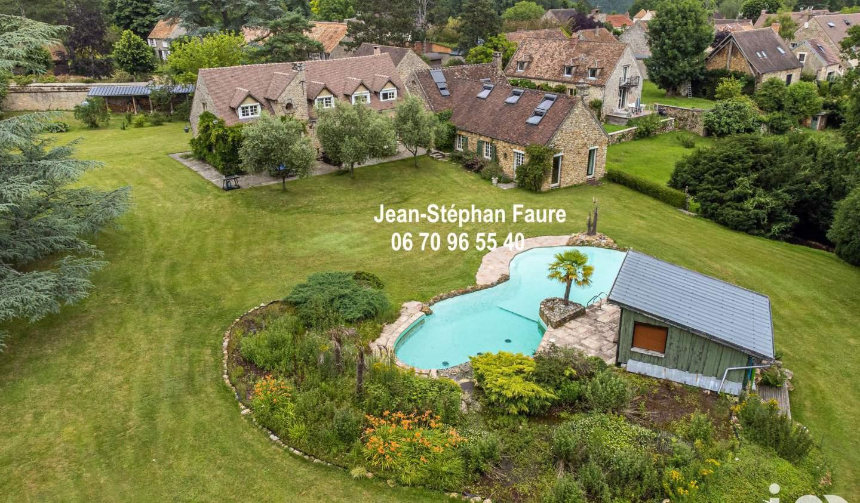 Maison avec piscine Choisel