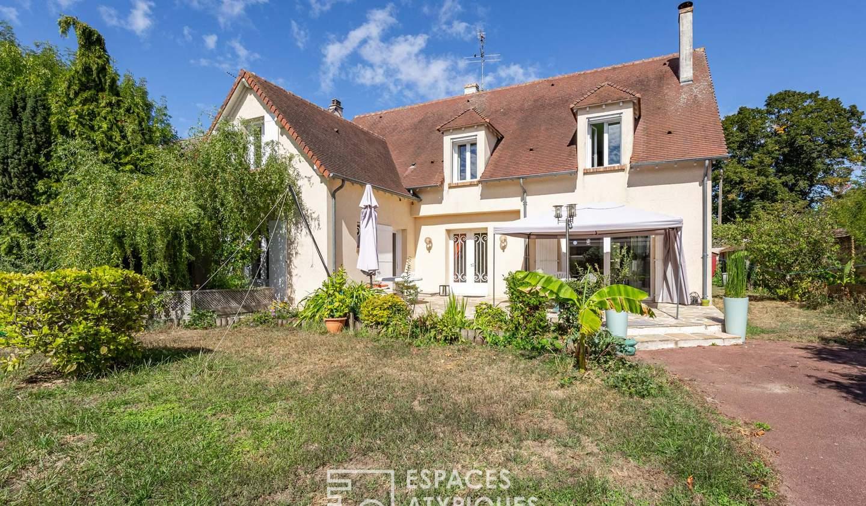 Maison avec piscine et terrasse Etrechy