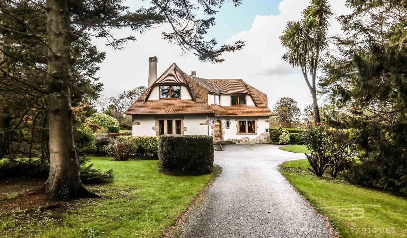 Maison avec terrasse La Glacerie