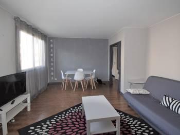 Appartement meublé 2 pièces 62,91 m2