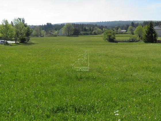 Vente terrain 2041 m2