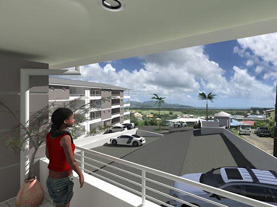 Vente appartement 3 pièces 60,65 m2