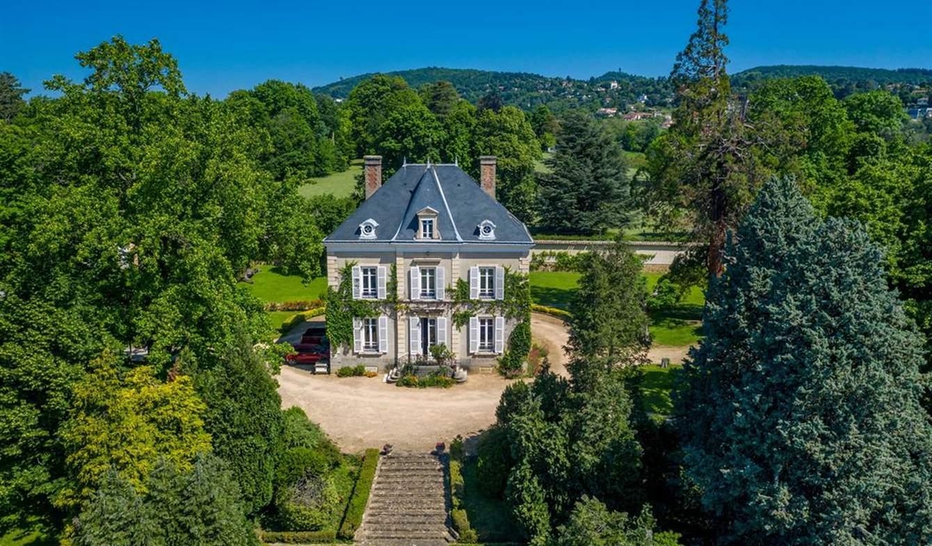Maison avec piscine et terrasse Saint-Didier-au-Mont-d'Or